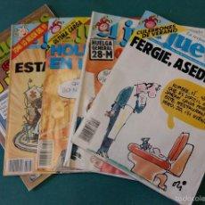 Coleccionismo de Revista El Jueves: LOTE DE 5 REVISTAS DE EL JUEVES 1992, Nº 762, 781, 782, 797 Y 807. Lote 60271571