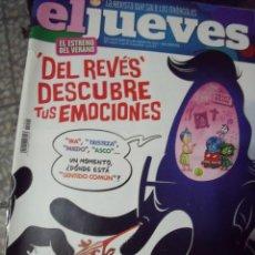 Coleccionismo de Revista El Jueves: EL JUEVES N 1992 2015. Lote 62148952