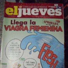 Coleccionismo de Revista El Jueves: EL JUEVES N 1996 2015. Lote 62149088
