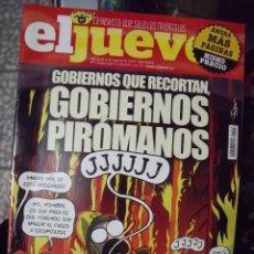 Coleccionismo de Revista El Jueves: EL JUEVES N 2048 2016. Lote 103382194