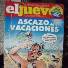 Coleccionismo de Revista El Jueves: EL JUEVES N 2047 2016. Lote 103382258