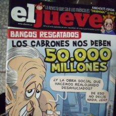 Coleccionismo de Revista El Jueves: EL JUEVES N 2051 2016. Lote 62151172