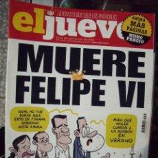 Coleccionismo de Revista El Jueves: EL JUEVES N 2045 2016. Lote 62151220