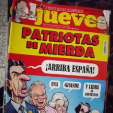 Coleccionismo de Revista El Jueves: EL JUEVES N 2030 2016. Lote 62151616