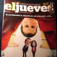 Coleccionismo de Revista El Jueves: EL JUEVES - 7-13 OCTUBRE 2015 . Lote 63810447
