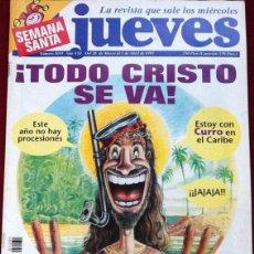 Coleccionismo de Revista El Jueves: REVISTA EL JUEVES Nº 1035 . MARZO 1997. Lote 31780115