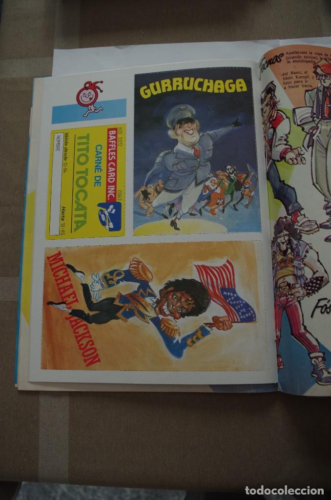 Coleccionismo de Revista El Jueves: EL JUEVES Nº 384 EXTRA POP CON LAS POSTALES Y CARNETS DE REGALO AÑO 1984 - Foto 5 - 107367090