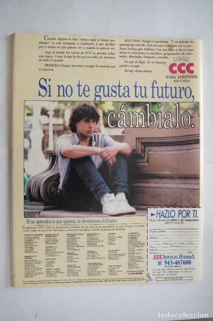 Coleccionismo de Revista El Jueves: HDIOSO Nº 9 AÑO 1986 - Foto 2 - 64102803