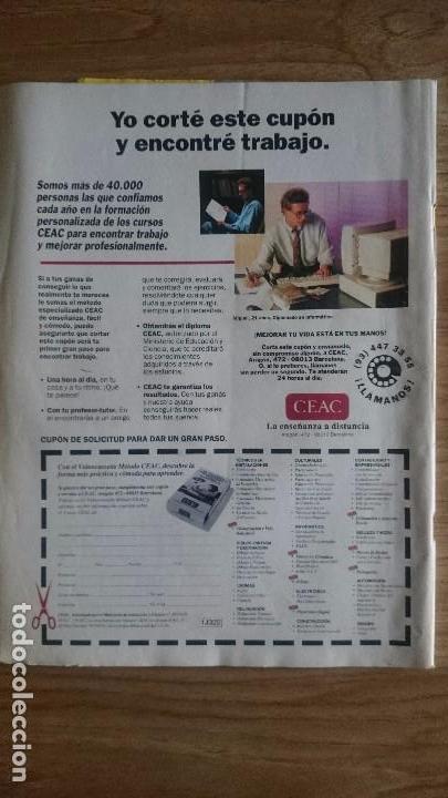 Coleccionismo de Revista El Jueves: El jueves número 837, año 1993 - Foto 2 - 65030923