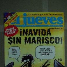 Coleccionismo de Revista El Jueves: REVISTA EL JUEVES Nº 1332 - DEL 4AL 10 DE DICIEMBRE 2002 - CON EL POSTER DE ANA BOTELLA. Lote 65781638