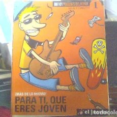 Coleccionismo de Revista El Jueves: MANEL F. Y MONTEYS - NUEVOS PENDONES DEL HUMOR. Lote 68713153