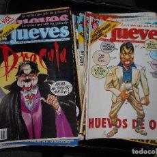 Coleccionismo de Revista El Jueves: LOTE 30 REVISTA JUEVES AÑOS 90. Lote 68931637