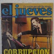 Coleccionismo de Revista El Jueves: EL JUEVES AÑO 1 Nº 29 - 9 DE DICIEMBRE 1977 - CORRUPCION EN RTVE. Lote 71084089