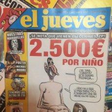 Coleccionismo de Revista El Jueves: LOTE 511 REVISTAS EL JUEVES. Lote 75951255