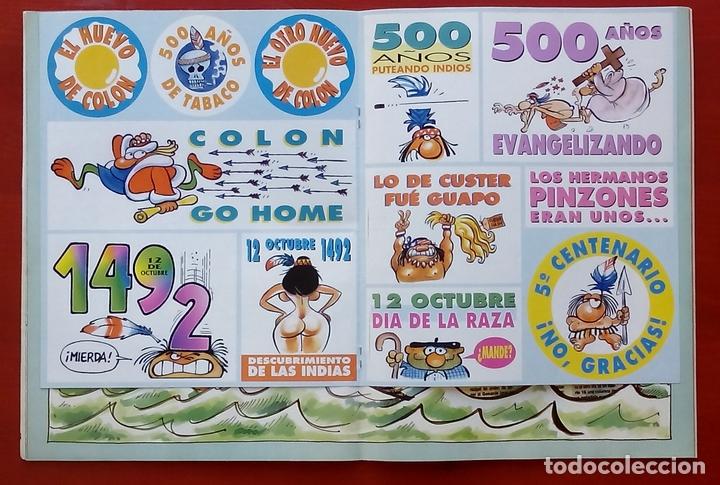 Coleccionismo de Revista El Jueves: REVISTA EL JUEVES. Año 1992. Lote 23 números entre 763 y 812 - Con regalos - Foto 3 - 79272197