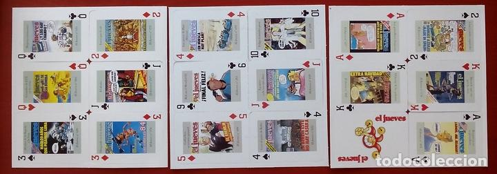 Coleccionismo de Revista El Jueves: REVISTA EL JUEVES. AÑO 1994 y 1995. Lote 23 núms entre 869 y 916 + 4 revistas especiales + regalos - Foto 4 - 79272515