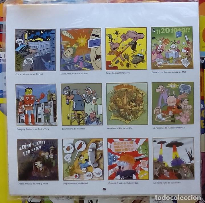Coleccionismo de Revista El Jueves: REVISTA EL JUEVES. Año 2011. Lote 16 números entre 1758 y 1805 + 2 tomos - Foto 3 - 79275751