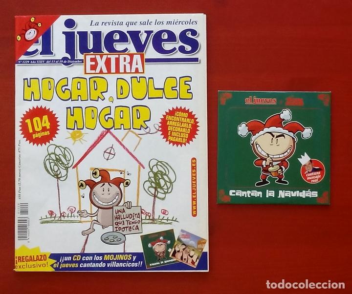 Coleccionismo de Revista El Jueves: REVISTA EL JUEVES. Año 2000. Lote 31 números entre 1180 y 1231- Con regalos - Foto 2 - 79273871
