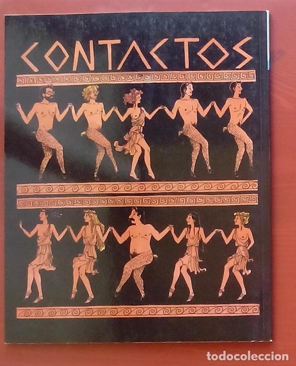 Coleccionismo de Revista El Jueves: COLECCIÓN PENDONES DEL HUMOR 10 - CONTACTOS de MARIEL y ANDREU MARTÍN (SEGUNDA EDICIÓN) - Foto 2 - 79813433