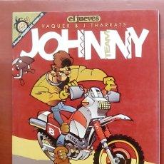 Coleccionismo de Revista El Jueves: COLECCIÓN PENDONES DEL HUMOR 70 - JOHNNY TEAM DE VAQUER Y T. P. BIGART. Lote 79874033