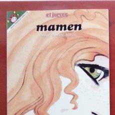 Coleccionismo de Revista El Jueves: COLECCIÓN PENDONES DEL HUMOR 109 - MAMEN DE MARIEL Y MANEL BARCELÓ. Lote 79892107