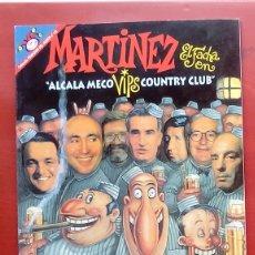 Coleccionismo de Revista El Jueves: COLECCIÓN PENDONES DEL HUMOR 119 - MARTÍNEZ EL FACHA. ALCALÁ MECO VIPS COUNTRY CLUB DE KIM. Lote 79894990
