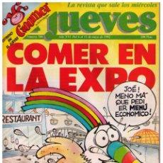 Collectionnisme de Magazine El Jueves: EL JUEVES Nº 780 - 1992. Lote 80504129