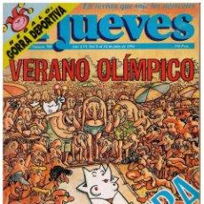 Colecionismo da Revista El Jueves: EL JUEVES Nº 789 - EXTRA VERANO - 1992. Lote 80505365