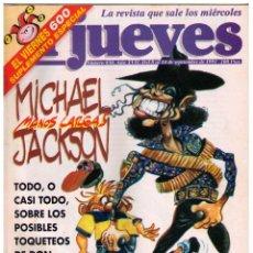 Coleccionismo de Revista El Jueves: EL JUEVES Nº 850 - 1993. Lote 80733518