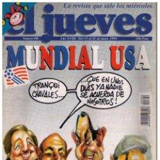 Colecionismo da Revista El Jueves: EL JUEVES Nº 890 - 1994. Lote 81766800