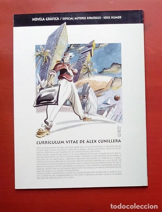 Coleccionismo de Revista El Jueves: 2 tomos de ALFONSO y XAVIER ROCA - ÁLEX CUNILLERA y ORGASMOS COTIDIANOS (PENDONES núm 77) - Foto 3 - 82013483