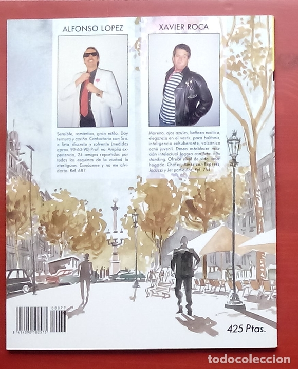 Coleccionismo de Revista El Jueves: 2 tomos de ALFONSO y XAVIER ROCA - ÁLEX CUNILLERA y ORGASMOS COTIDIANOS (PENDONES núm 77) - Foto 5 - 82013483