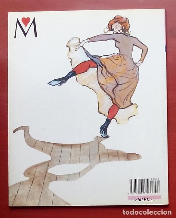 Coleccionismo de Revista El Jueves: Lote de 7 tomos- MAMEN de MARIEL y MANEL BARCELÓ y CONTACTOS - PENDONES 10, 61,68,80,98,109 y 126 - Foto 9 - 82021815