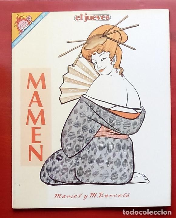 Coleccionismo de Revista El Jueves: Lote de 7 tomos- MAMEN de MARIEL y MANEL BARCELÓ y CONTACTOS - PENDONES 10, 61,68,80,98,109 y 126 - Foto 12 - 82021815