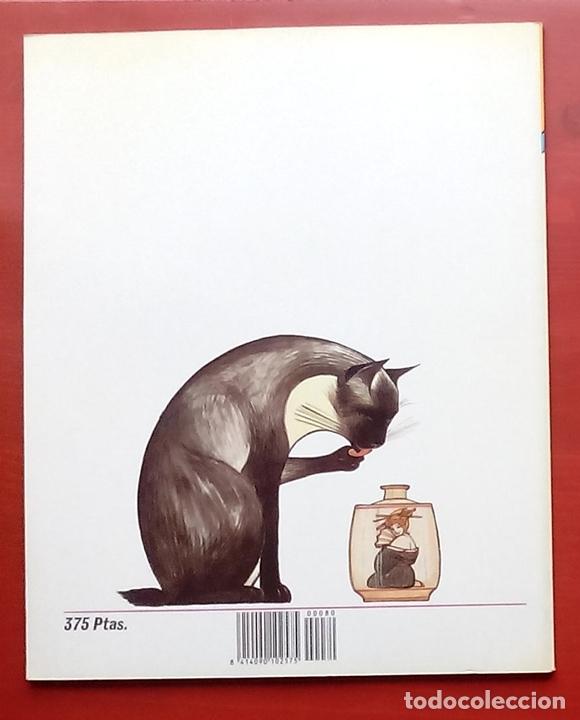 Coleccionismo de Revista El Jueves: Lote de 7 tomos- MAMEN de MARIEL y MANEL BARCELÓ y CONTACTOS - PENDONES 10, 61,68,80,98,109 y 126 - Foto 13 - 82021815