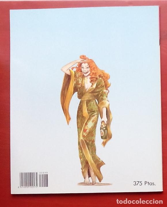 Coleccionismo de Revista El Jueves: Lote de 7 tomos- MAMEN de MARIEL y MANEL BARCELÓ y CONTACTOS - PENDONES 10, 61,68,80,98,109 y 126 - Foto 15 - 82021815