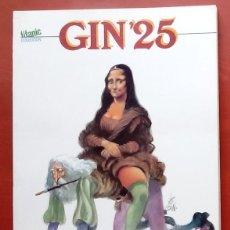 Coleccionismo de Revista El Jueves: COLECCION TITANIC 1 - GIN 25 DE GIN. Lote 79814453