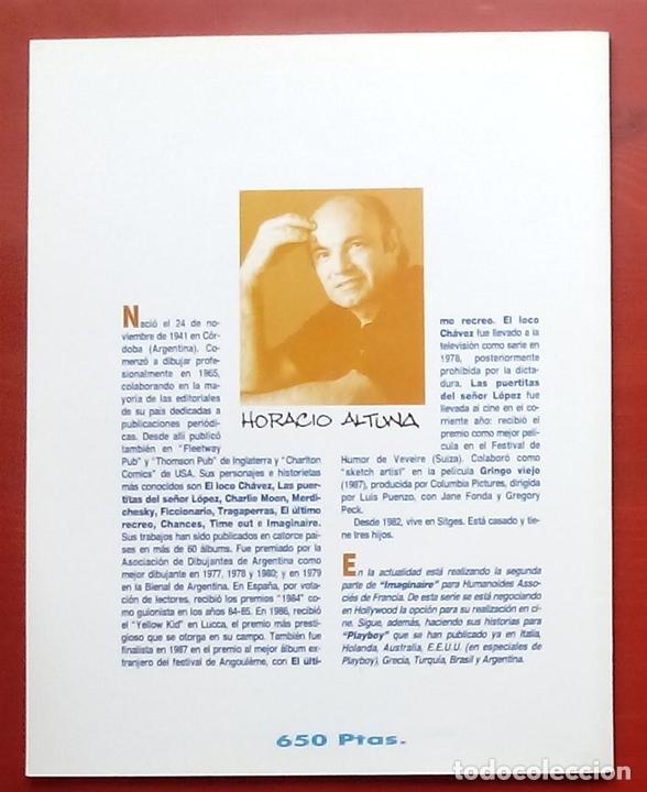 Coleccionismo de Revista El Jueves: COLECCION TITANIC 2 - VOYEUR de ALTUNA - Foto 2 - 79814458