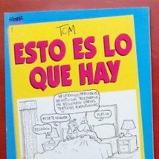 Coleccionismo de Revista El Jueves: COLECCION TITANIC 8 - ESTO ES LO QUE HAY DE TOM. Lote 79814485