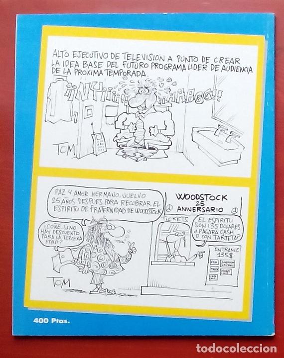Coleccionismo de Revista El Jueves: COLECCION TITANIC 8 - ESTO ES LO QUE HAY de TOM - Foto 2 - 79814485