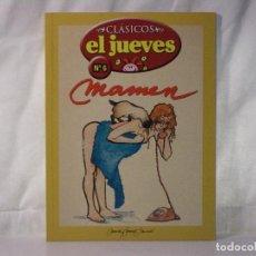 Coleccionismo de Revista El Jueves: MAMEN *** REVISTA Nº 6 *** COLECCIÓN CLÁSICOS EL JUEVES *** HUMOR ***. Lote 84513412