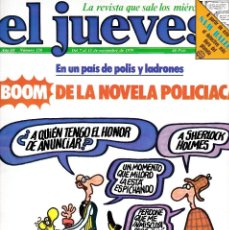 Coleccionismo de Revista El Jueves: REVISTA EL JUEVES. NÚMERO 128 DEL 7 AL 13 NOVIEMBRE 1979. Lote 89783992