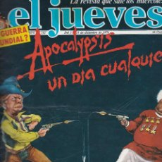Coleccionismo de Revista El Jueves: REVISTA EL JUEVES. NÚMERO 132 DEL 5 AL 11 DICIEMBRE 1979 . Lote 89785268