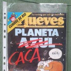 Coleccionismo de Revista El Jueves: REVISTA EL JUEVES - Nº 786 - PLANETA CACA. Lote 91597330