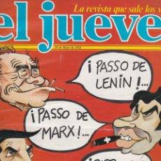 Coleccionismo de Revista El Jueves: EL JUEVES Nº 51 DEL 19 MAYO 1978 . Lote 91973560