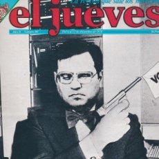 Coleccionismo de Revista El Jueves: EL JUEVES Nº 80 DEL 6 AL 12 DICIEMBRE 1978 . Lote 91974155