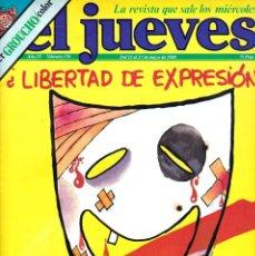 Coleccionismo de Revista El Jueves: EL JUEVES Nº 156 DEL 21 AL 27 MAYO 1980. Lote 92073440
