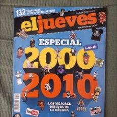 Coleccionismo de Revista El Jueves: EL JUEVES - ESPECIAL 2000 2010. Lote 92365835