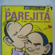 Coleccionismo de Revista El Jueves: EL JUEVES : LA PAREJITA DE MANEL FONTDEVILA.. Lote 93674515