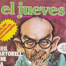 Coleccionismo de Revista El Jueves: REVISTA EL JUEVES. NÚMERO 137 DEL 1980. Lote 93967150
